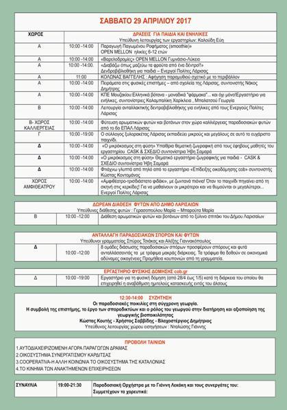 Πρόγραμμα Ημέρα1