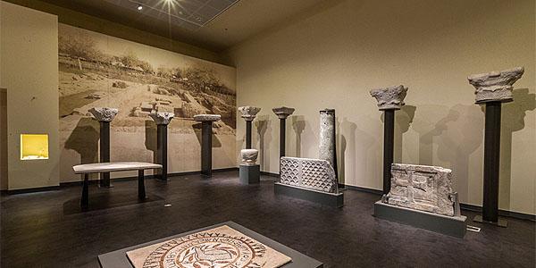 Εκθέματα Ρωμαϊκής Περιόδου - Διαχρονικό Μουσείο Λάρισας